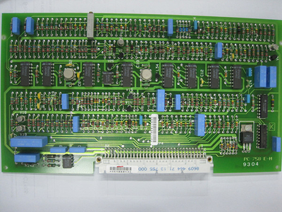 Maquet SV900C PC758 expiration control board