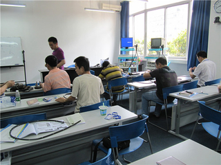 Flexible endoscope repair training (Middle)