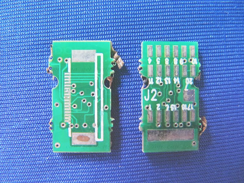 Stryker hard PCB board for 888i / 988i camera head