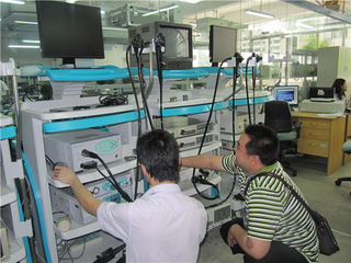 Flexible endoscope repair training (Primary)