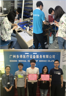 2018 Rigid Endoscope Repair Training Courses for Korean Friends