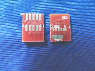 Storz PCB connecting board